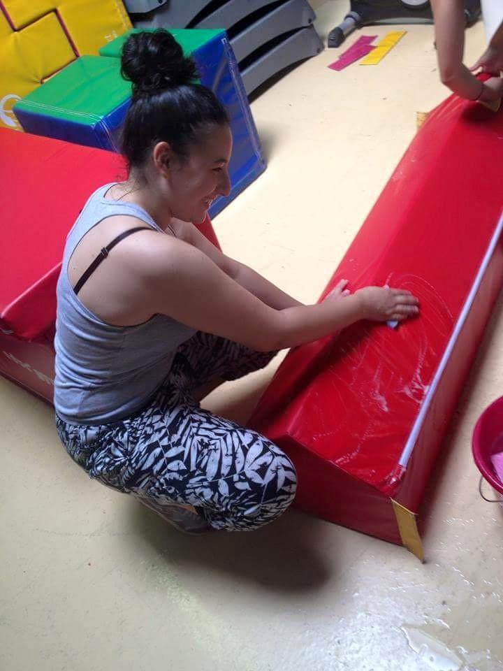 Myriam - entraineur Baby Gym
